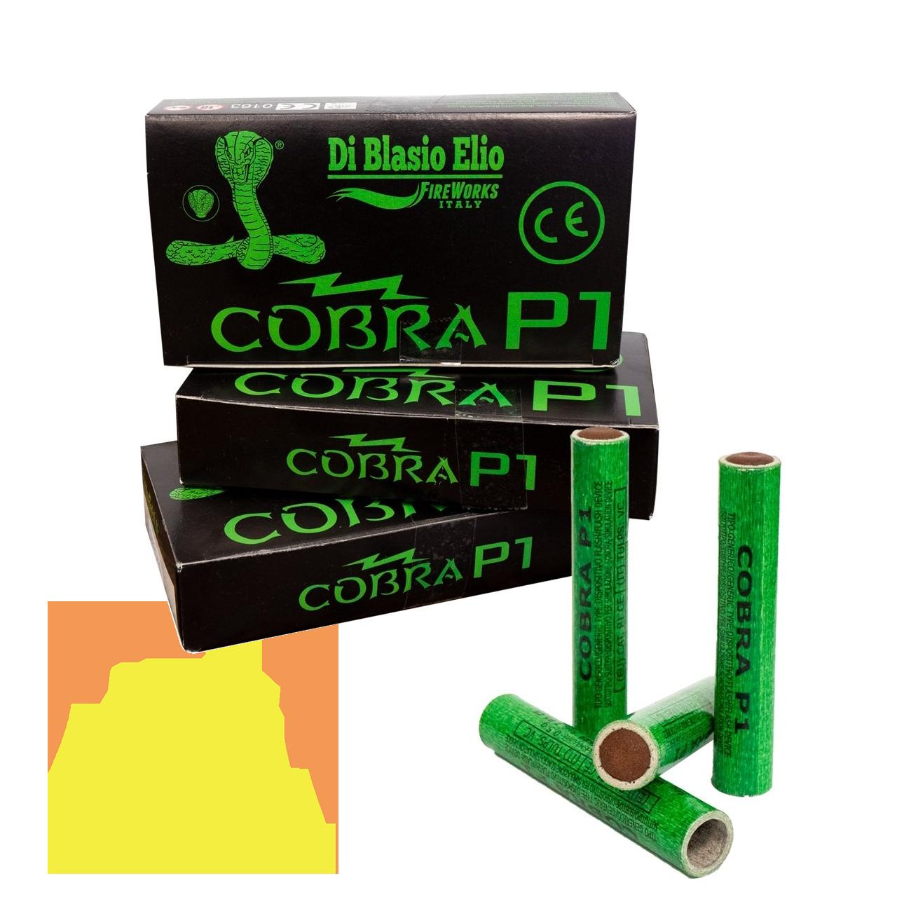Cobra P1 Nitraten Di Blasio Elio Fireworks