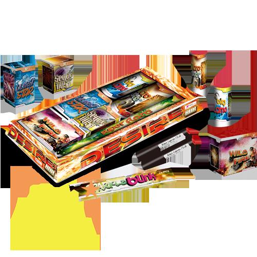 Desire Box Rubro Fireworks