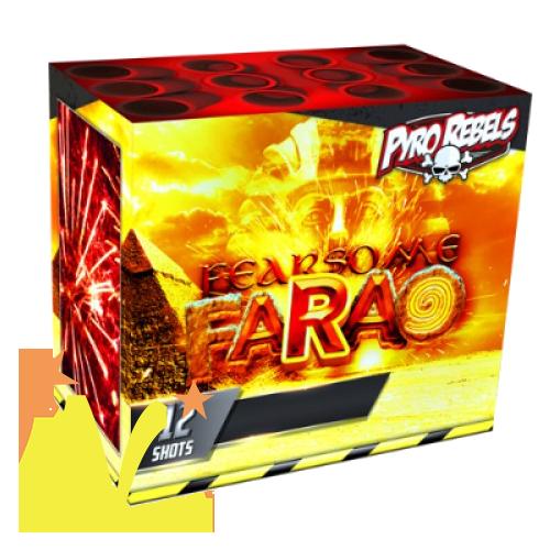 Fearson Farao 12 Shots Rubro Fireworks