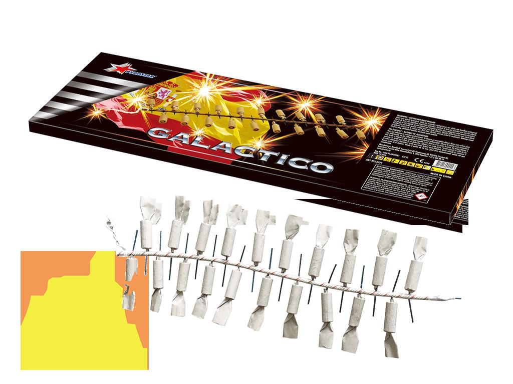 Galactico 20 shots Pyrostar