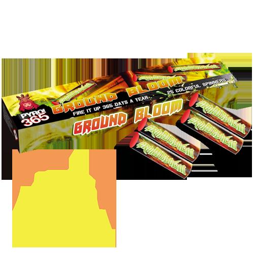 Grondbloemen Rubro Fireworks
