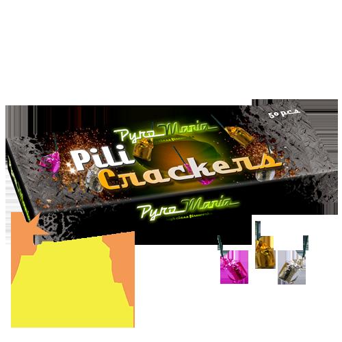 Pili Crackers Rubro Fireworks