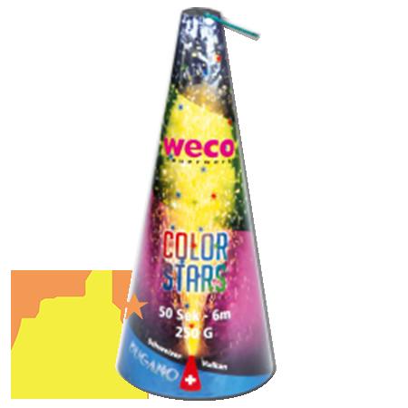 Weco Bugano Fontein Color Stars