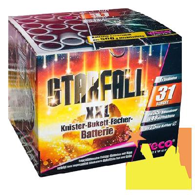 Starfall 31 Shots Weco Fireworks