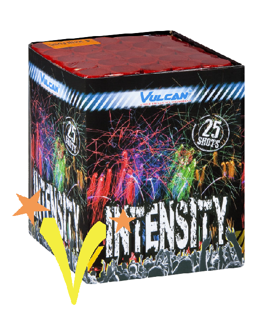 Intensity 25 Shots Vulcan
