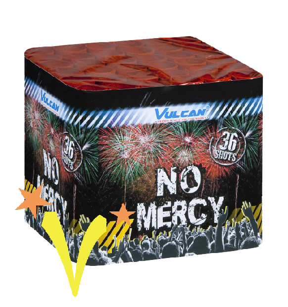 No Mercy 36 Shots Vulcan