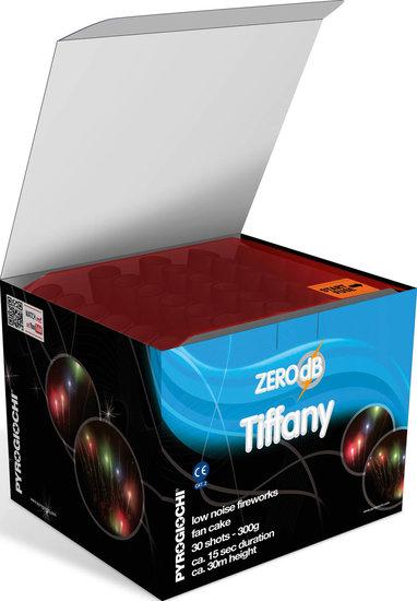 Tiffany 30 Shots (Geluidsarm) Weco Fireworks
