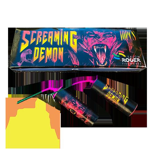 Screaming Demons P1 Nitraten Salon Roger NEW 2021