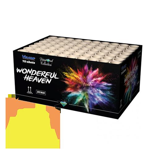 Wonderful Heaven 70 Shots DIAMOND Collection NEW 2021